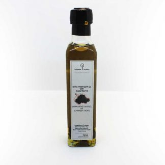 Schwarze Trüffel Öl 150ml SummerTruffle