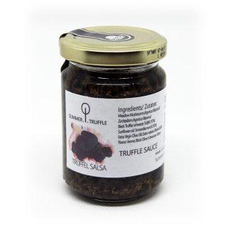 schwarze Trüffelsauce 15%