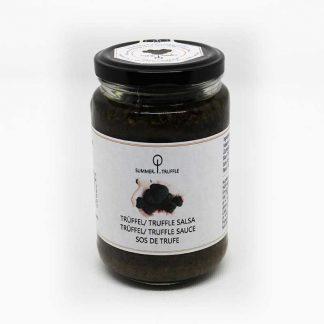 Schwarze Trüffel Sauce